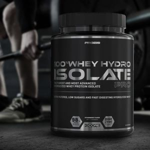 PROTÉINE XCORE - 100% Whey Hydro Isolate PRO SS 2000 g - Fr