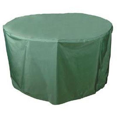 Housse pour table de jardin ronde confort 128cm - Achat ...