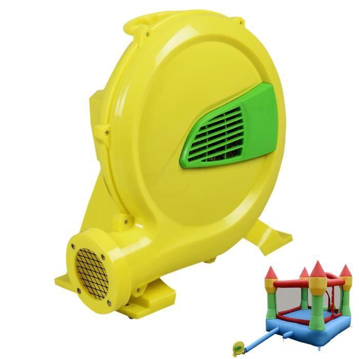 ASPIRATEUR - SOUFFLEUR COSTWAY 380 W Pompe Gonflable de Ventilateur Eléct