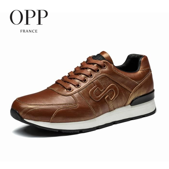 Chaussure BasketSport Homme Chaussures OR taille 44 EU ZCHY333-Or