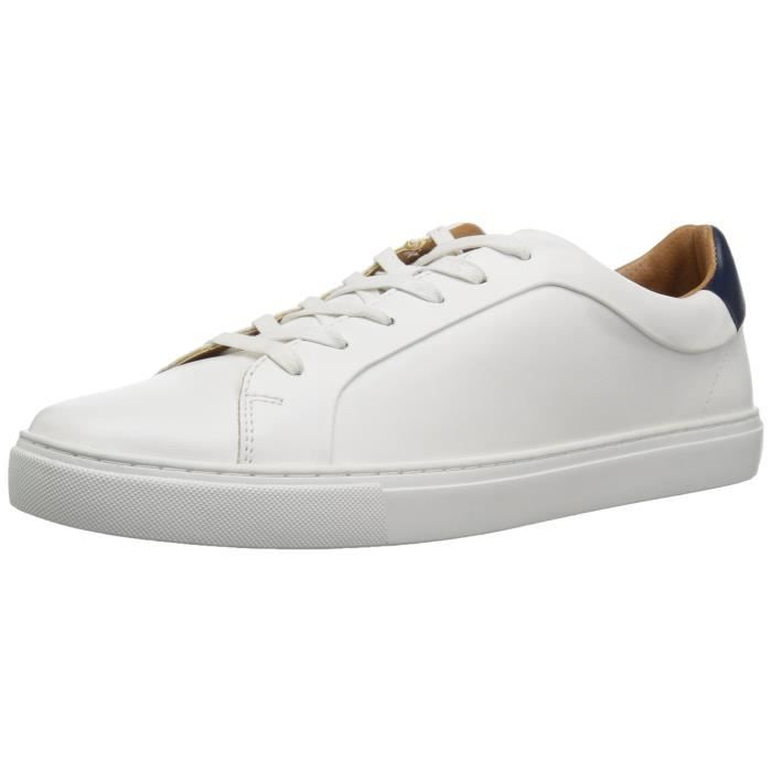 Tommy Hilfiger Maxson Sneaker AFWIT Taille 44 1 2 Blanc