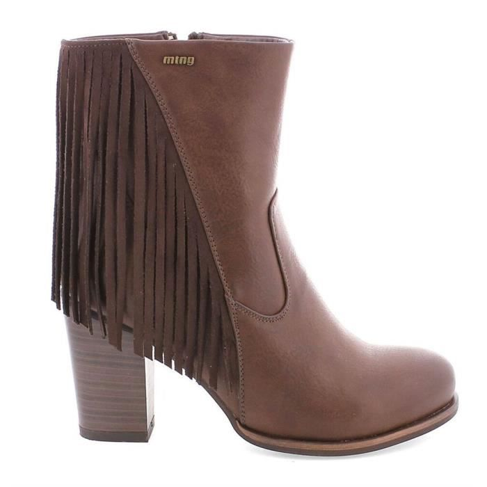 bottines / low boots 52859 femme mtng 52859