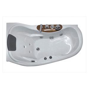 Douche baignoire balneo achat vente douche baignoire for Baignoire 150x70 pas cher