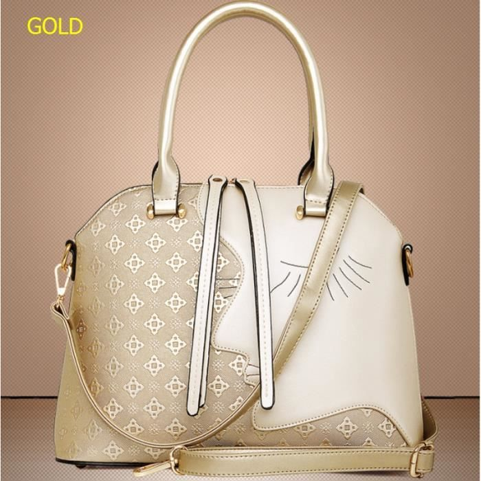 Tote OrMode package Shell Picture Package Messenger épaule de (acheter One Get Four) no.3081