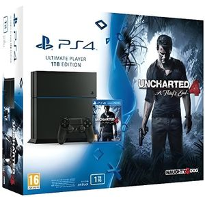 CONSOLE PS4 PS4 1 To + Uncharted 4 : A Thief's End