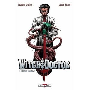 COMICS Witch doctor Tome 1