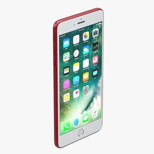 SMARTPHONE Apple iPhone 7 Plus GSM Débloqué 256Go Rouge