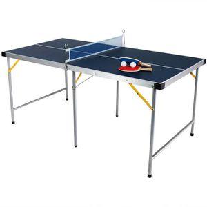 ffb235f86e572 TABLE TENNIS DE TABLE Sunnydaze 60 pouces intérieur de tennis de table, ...