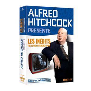 DVD SÉRIE Alfred Hitchcock présente - Les inédits - Saison 3