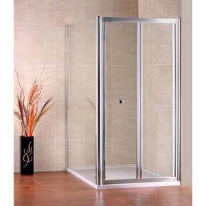 porte de douche 80x185cm porte de douche pliante 70x185cm paroi d