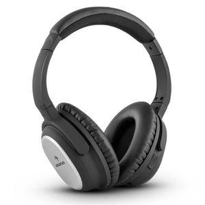 CASQUE - ÉCOUTEURS auna ANC-10 - Casque audio a réduction de bruit (p