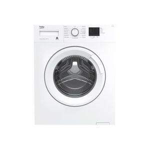 LAVE-LINGE Beko WCX81031W Machine à laver indépendant profond