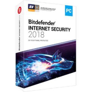 BUREAUTIQUE À TÉLÉCHARGER Logiciel Bitdefender Internet Security 2018 - 1 PC