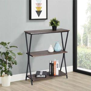 MEUBLE ÉTAGÈRE FurnitureR Etagère de Rangement Bibliothèque Style