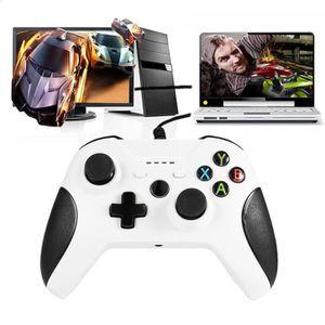 MANETTE JEUX VIDÉO Manette de contrôleur jeu à distance USB Gamepad f