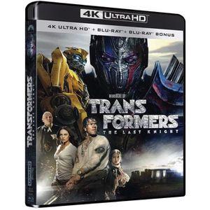 BLU-RAY FILM Transformers The Last Knight Bluray 4K