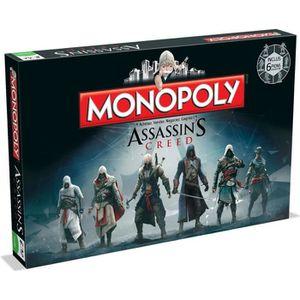 JEU SOCIÉTÉ - PLATEAU MONOPOLY - Assassin's Creed - Jeu de societé - Ver