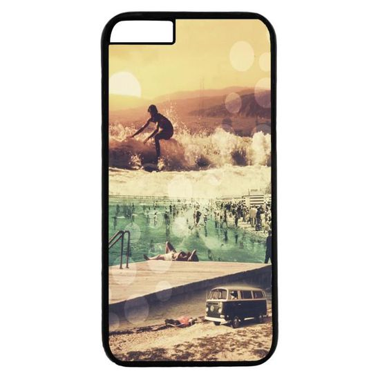 coque iphone xs surf