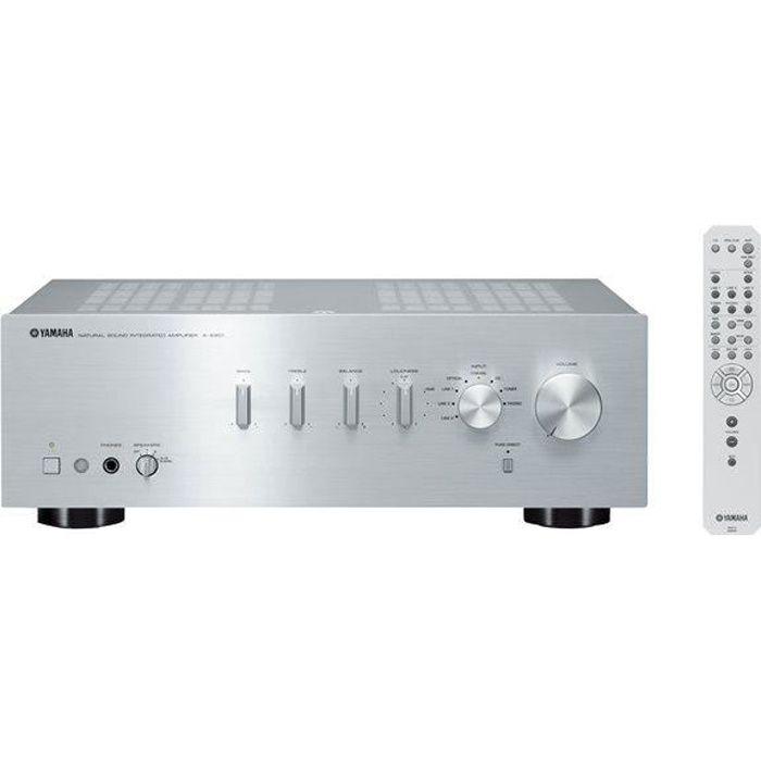 YAMAHA A-S301 Amplificateur Hi-Fi - Argenté