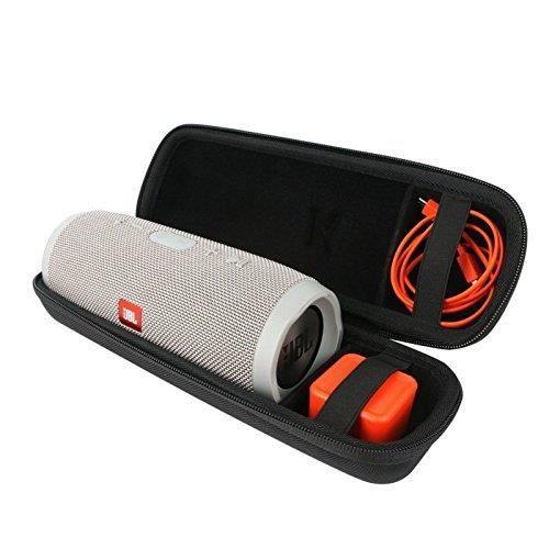 MKISHINE® Housse Sacoche de Transport pour JBL Charge 3 Étui de Voyage  Rigide Housse Cas pour JBL Charge 3 Enceinte portable fe2a326e172