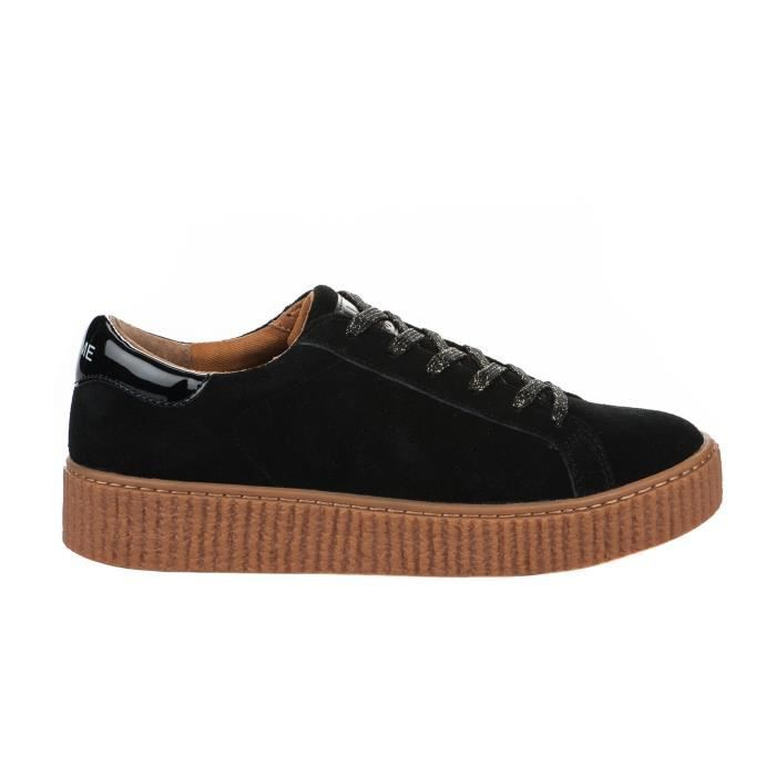 Baskets fille - NO NAME - Noir - PICADILLY SNEAKER - Millim