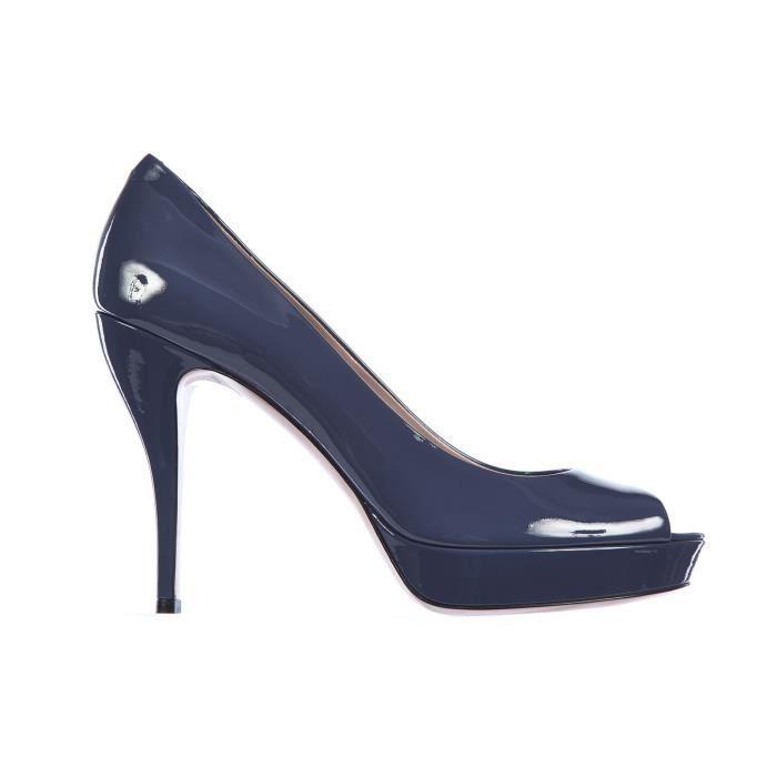 Escarpins chaussures femme 'talon en cuir crystall Gucci