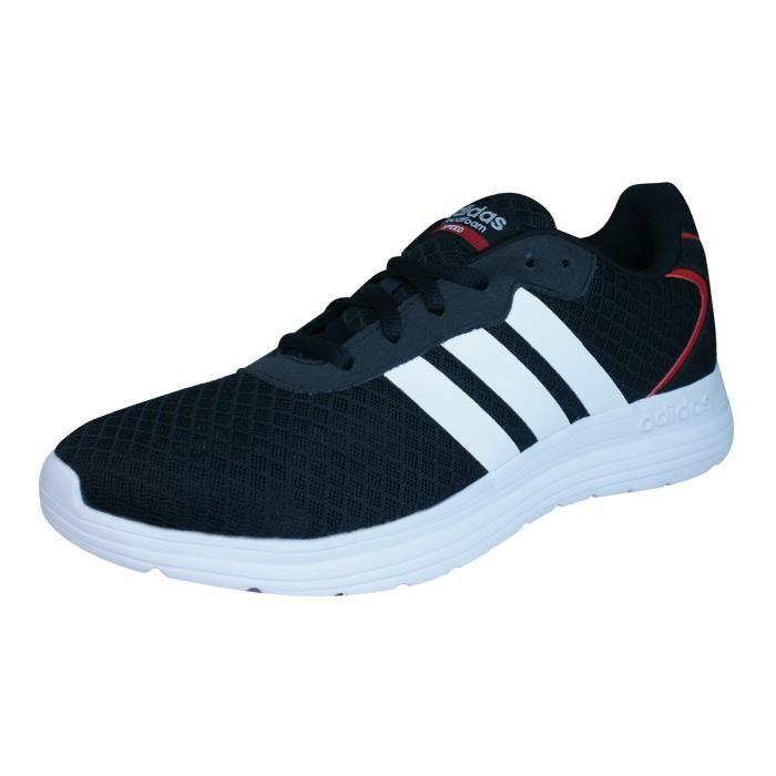 Courir adidas Cloudfoam 5 Neo 8 Noir Baskets Hommes Speed Chaussures rrIZq