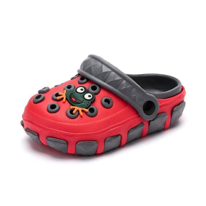 SANDALE - NU-PIEDS sandale Enfant chaussure d'eau chaussure de ete