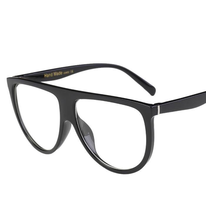Deuxsuns®Mode Unisexe Vintage lunettes ombrées lunettes minces Fashion Aviator lunettes de soleil@zf677