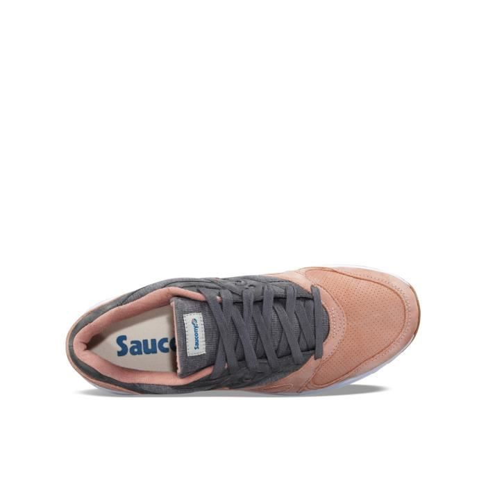 Saucony Sneakers Rose Homme