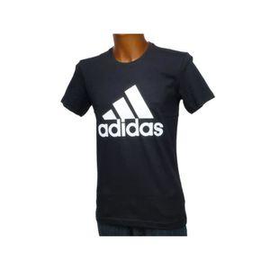 ADIDAS T-shirt ESS LOGO TMC - Homme - Noir