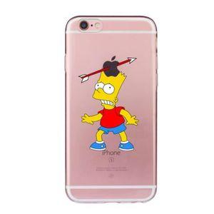coque homer iphone 8 plus