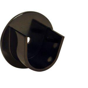 support tringle a rideau diametre 28 achat vente pas cher. Black Bedroom Furniture Sets. Home Design Ideas