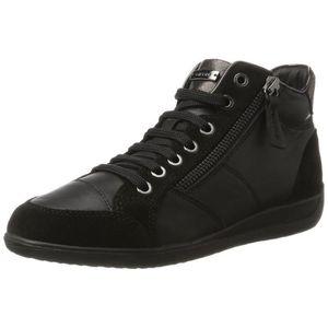 BASKET Geox Women's D Myria C Hi-top Sneakers 3TLF3M Tail