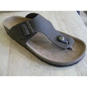 SANDALE - NU-PIEDS Chaussures enfants. Sandalettes mixtes REQINS P35