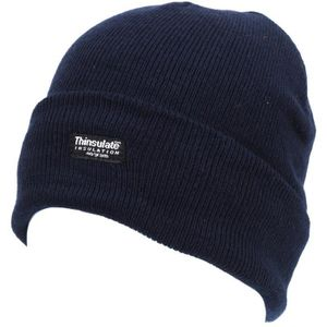 BONNET - CAGOULE Bonnet classique Basic navy bonnet - Skor in UNI B 53b3ffeaa4b