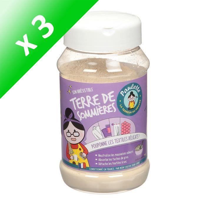 PAULETTE Produit de nettoyage - 200 g (Lot de 3)