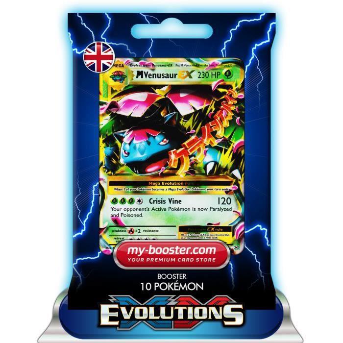 Carte pokemon mega evolution achat vente jeux et - Mega florizarre ...