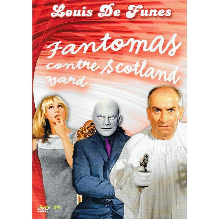 fantomas contre scotland yard gratuitement