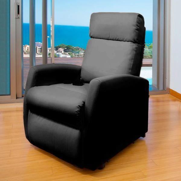 fauteuil de relaxation lectrique achat vente fauteuil de relaxation lectrique pas cher. Black Bedroom Furniture Sets. Home Design Ideas