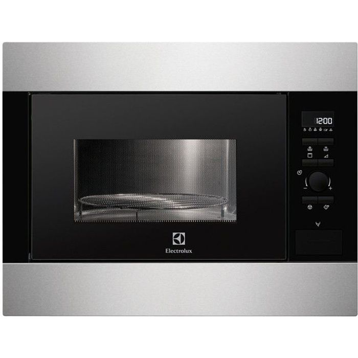 MICRO-ONDES ELECTROLUX  EMS26204OX Micro-ondes grill blanc - 2