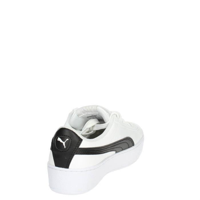 Puma Petite Sneakers Femme Blanc, 36