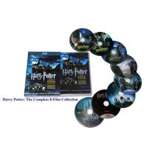 DVD FILM Harry Potter: la collection complète de 8 films