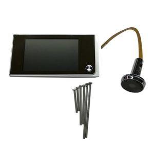 JUDAS - ŒIL DE PORTE Home Security 3.5 pouces LCD Vidéo-eye Numérique T