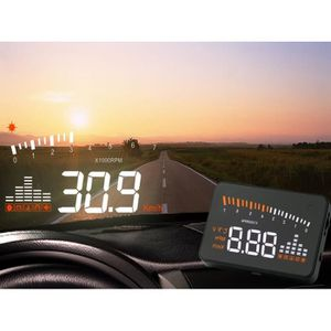 AFFICHAGE PARE-BRISE X5 Afficheur voiture Head Up Display HUD Tête Haut