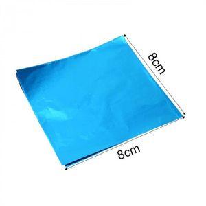 POCHETTE CADEAU Version Bleu -  100 Pcs-Lot Multicolore Bonbons Em
