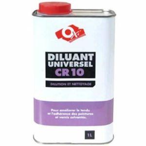 ALCOOL À BRÛLER DILUANT UNIVERSEL - 1 Litre