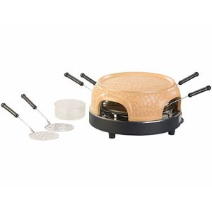 APPAREIL MULTIFONCTION Cucina Dimodena - Four à pizza avec couvercle en t
