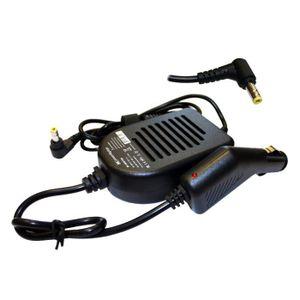 CHARGEUR - ADAPTATEUR  Asus X5I Chargeur Adaptateur CC pour voiture (allu
