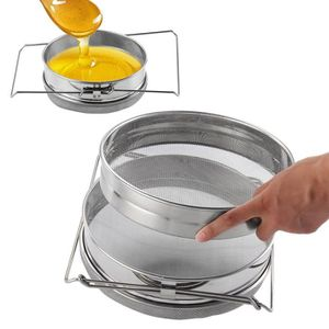 MATÉRIEL SYSTÈME NICOT BAQI Outil Filtre de Miel Double Tamis Passoire En